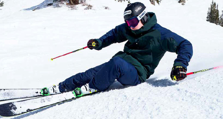 Shred Helmets and Goggles